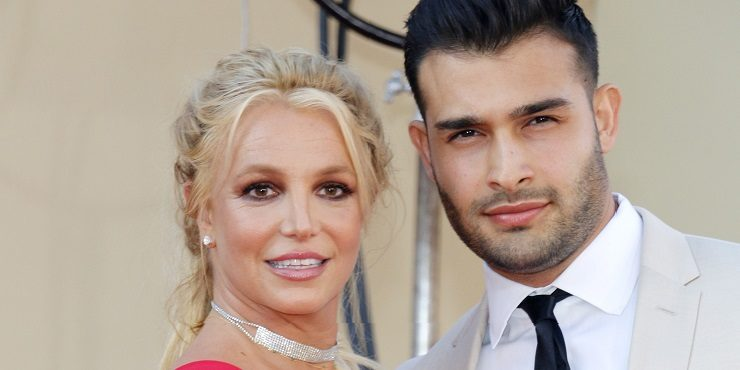 Бритни Спирс и Сэм Асгари объявили о помолвке