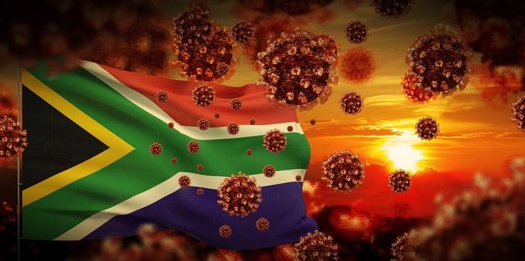 Новый штамм коронавируса из ЮАР пугает ученых опасными мутациями