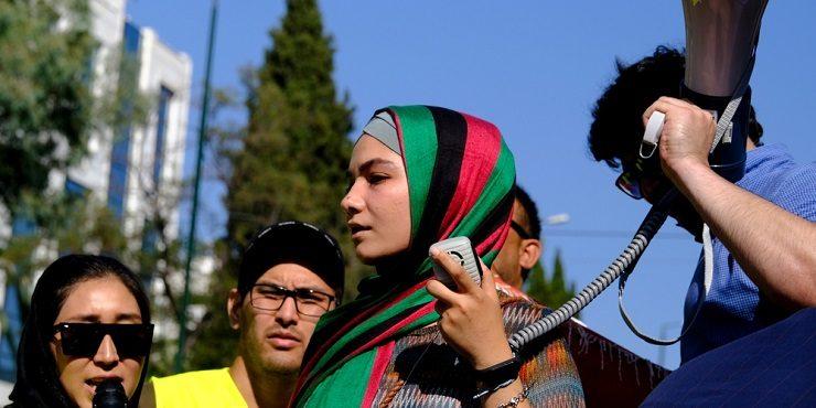 Женщины Афганистана объявили бойкот Талибану