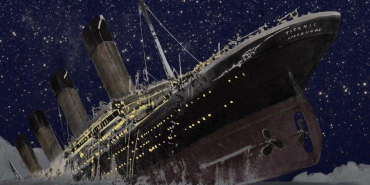 Затонувший «Титаник»: новые секретные факты о лайнере