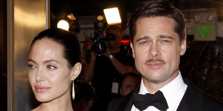 Брэд Питт готовится к последней битве с Анджелиной Джоли