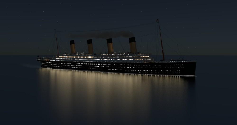 """Затонувший """"Титаник"""": новые секретные факты о лайнере"""