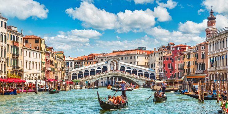 Венеция может стать платной для всех туристов