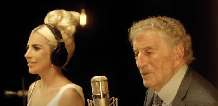 Вышел трейлер нового альбома Леди Гаги и Тони Беннетта