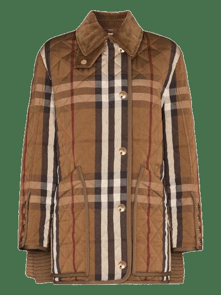 стеганые куртки