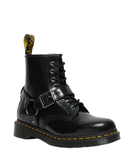 ботинки в армейском стиле
