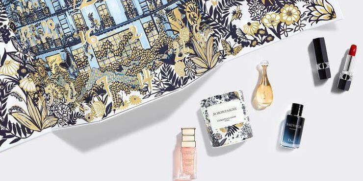 Адвент-календарь Dior — самый впечатляющий из всех
