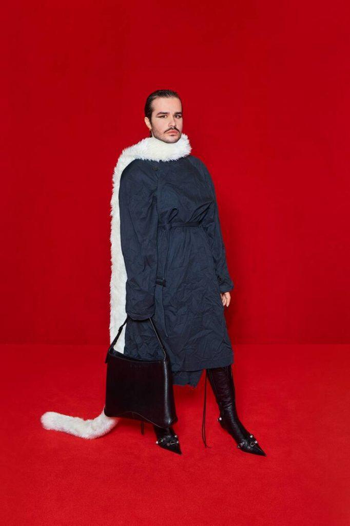Новая коллекция Balenciaga: ковровая дорожка и эпизод «Симпсонов»
