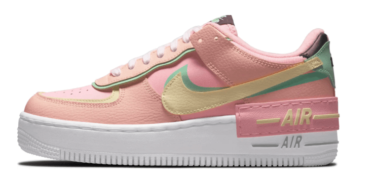 Nike Air Force 1 теперь доступны в новых цветах
