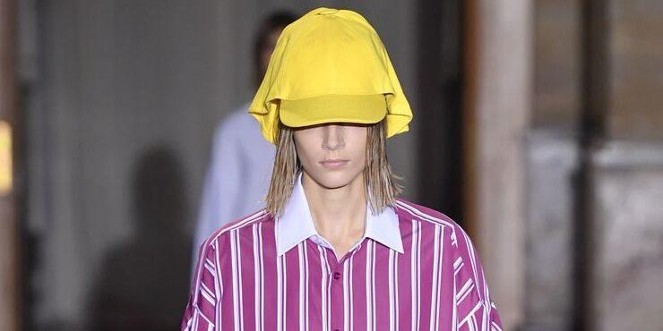 Неделя моды в Париже: унисекс-коллекция Raf Simons