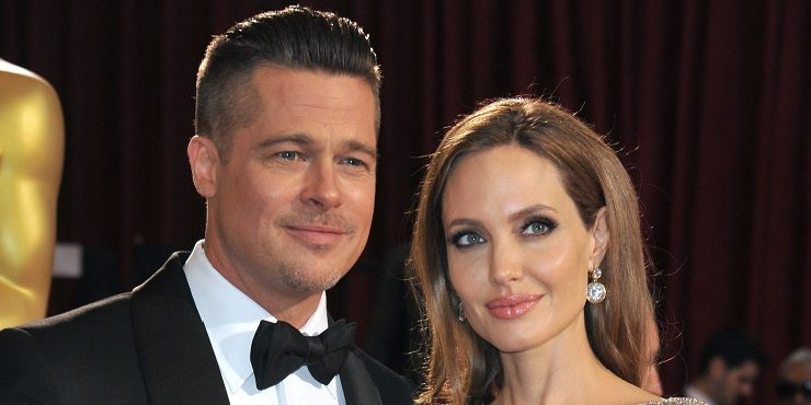 Как Анджелина Джоли вновь разбила сердце Брэду Питту?