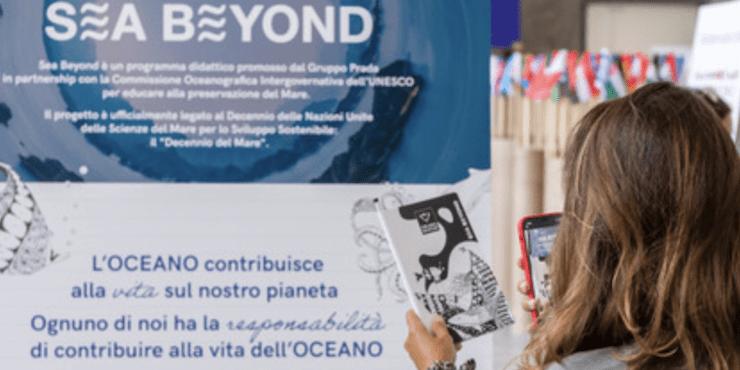 Prada Group приняли участие в мероприятии ЮНЕСКО