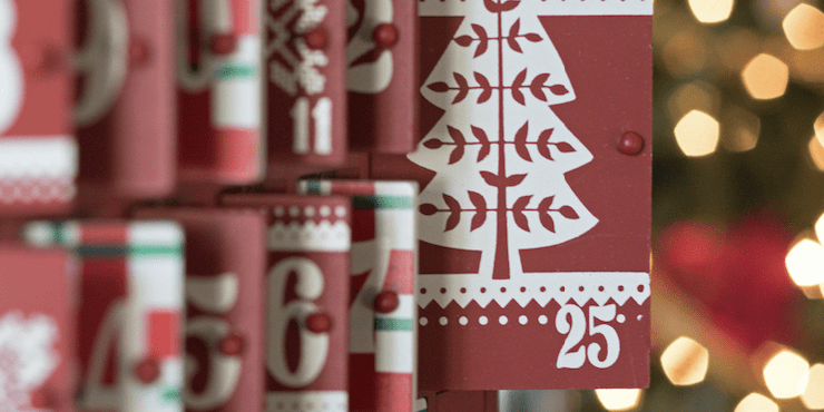 Адвент-календарь красоты: подарок, который нужно дарить заранее