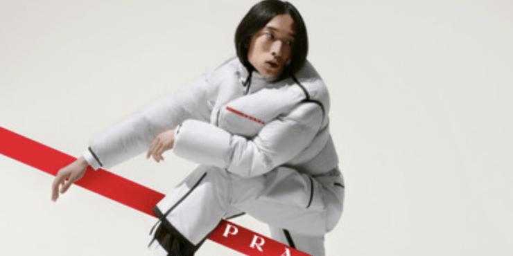 Prada выпустили новую спортивную коллекцию Prada Linea Rossa