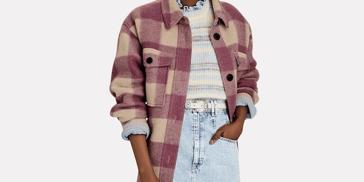 Этой осенью вам нужна уютная рубашка
