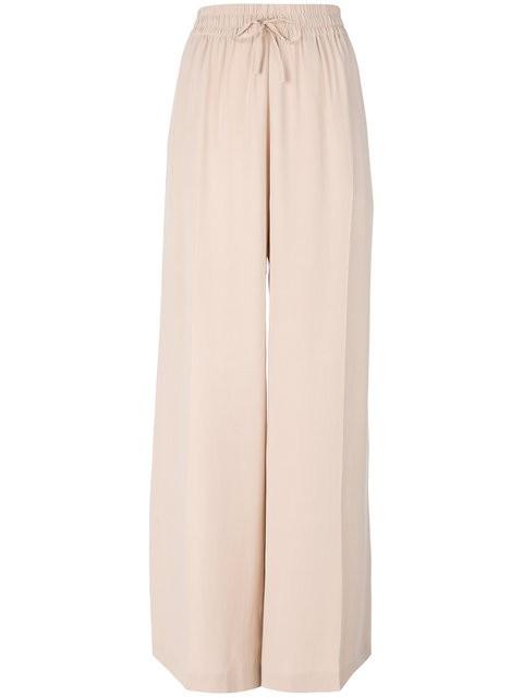 Альтернатива летней юбке - брюки-палаццо