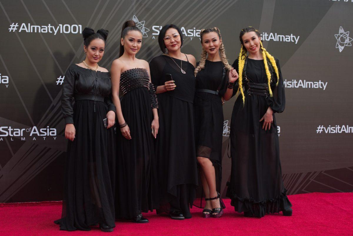 Гости музыкального фестиваля Star of Asia