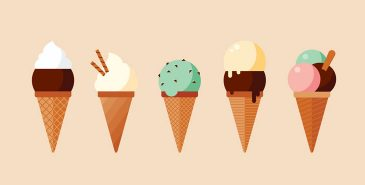 мороженое в Алматы