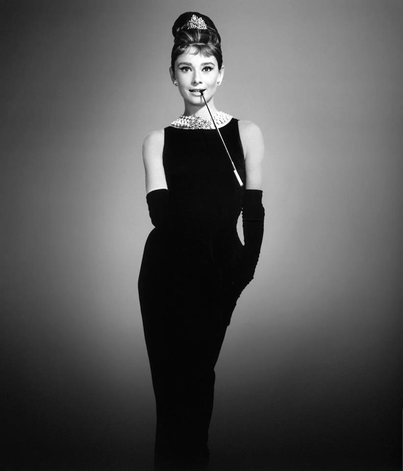 легендарных черных платьев