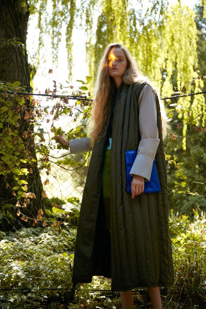 Шестое чувство: интервью с дизайнером отечественного бренда AIKEN Айгерим Акеновой