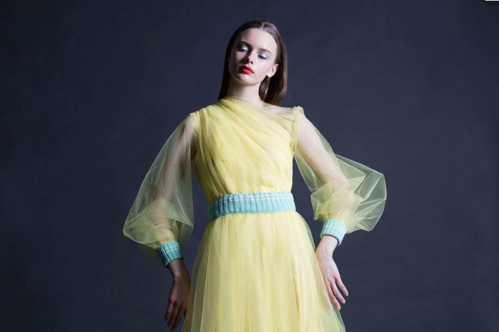 Цветные грезы: Коллекция ASSEL x Saks Fifth Avenue Almaty