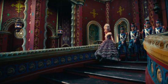 Щелкунчик и четыре королевства
