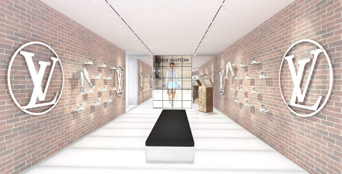 Маст-хэв будущей весны: кроссовки Archlight, Louis Vuitton