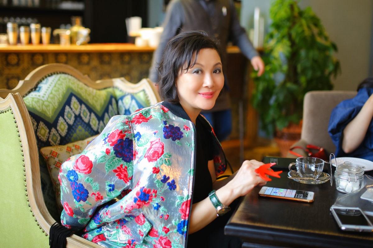Наши шьют: интервью с Ириной Байжановой